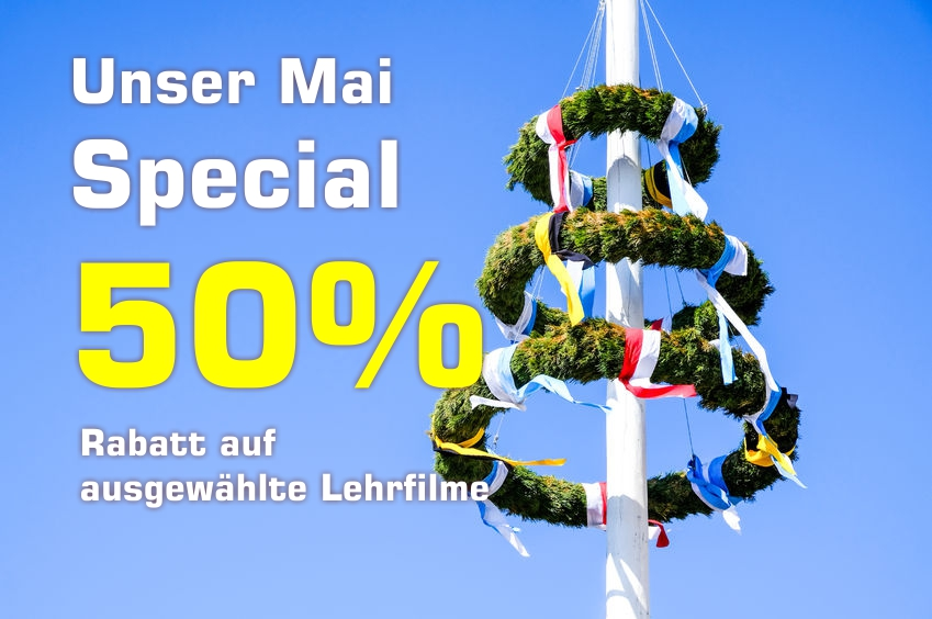 Unser Mai Special