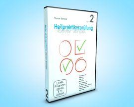 Heilpraktikerprüfung clever lernen - Bundle 2