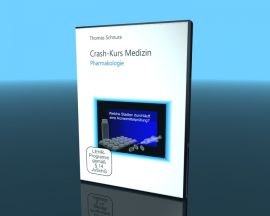Crash-Kurs Medizin: Pharmakologie