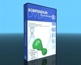 "Kompendium Psychotherapie 2  ""5 DVD's"""