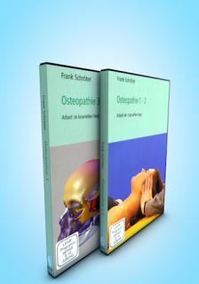 Die craniale Osteopathie Teil 1 + 2 + 3