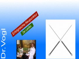 Erfolgreich therapieren mit Akupunktur - NEUAUFLAGE