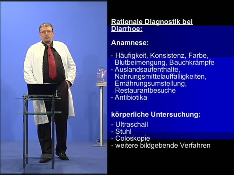 chologene diarrhoe