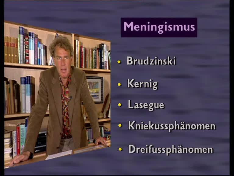 meningismus